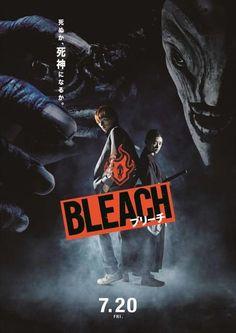 New movie BLEACH 2018 Online for free A Japan Animation Legend now in movie Stars: Miyavi, Hana Sugisaki, Sôta Fukushi New Movies 2018, Hd Movies, Movies Online, Teen Movies, Action Movies, Film Watch, Movies To Watch, Bleach Movie
