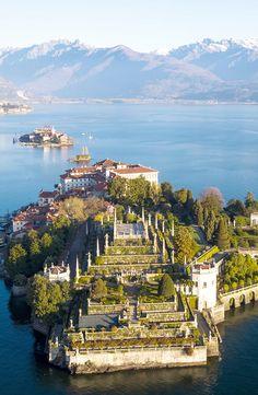 Isola Bella , Borromeo Islands, Stresa, Lake Maggiore