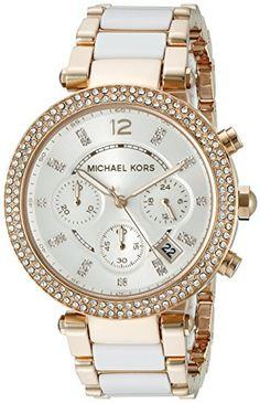 Michael Kors Damen-Armbanduhr Chronograph Quarz Edelstahl beschichtet MK5774 Michael Kors http://www.amazon.de/dp/B00BFO9PVK/ref=cm_sw_r_pi_dp_XTkxwb06DDADK