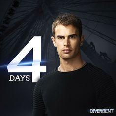 Tobias days until the movie!!! ~Divergent~ ~Insurgent~ ~Allegiant~