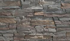 "The classic elegance and intricate detail of small stones combined with the simplicity of a panel system give this stone the appearance of a precision hand-laid dry-stack set. Stones 4"" high and 8"", 12"" and 20"" long makes installation easy for expansive walls and column fascias alike."