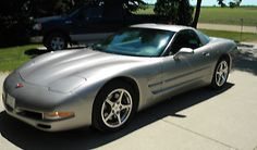 2000 Chevrolet Corvette 2-Door 5.7L Dual Roof Panels, Z51 Sport Pkg No Reserve