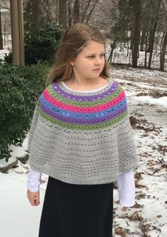 Hey, I found this really awesome Etsy listing at https://www.etsy.com/listing/222873931/crochet-pattern-bohemian-stripes-poncho