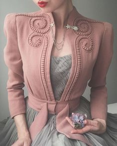 40s Fashion, Look Fashion, Hijab Fashion, Fashion Dresses, Vintage Fashion, Womens Fashion, Fashion Design, Fashion Trends, Fashion Lookbook