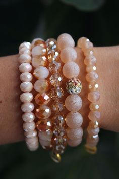 Erimish Rose Gold Stack