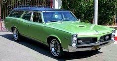 Sweet Pontiac GTO Wagon
