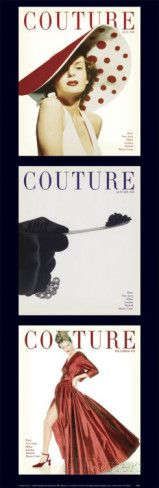 Couture Panel Posters - AllPosters.co.uk