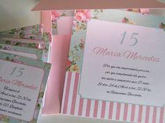 100 Invitaciones Tarjetas De Casamiento, 15 Años, Bautismo - $ 1.550,00