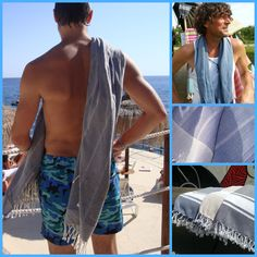 Hammam towel for men!