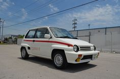 1986 Honda City Turbo II For Sale @ Californiacar.com Supercars, Honda City, Retro Cars, Automotive Design, Car Stuff, Old Cars, Hot Wheels, Passion, Trucks