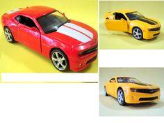 Carrinhos Coleção  Camaro varias cores