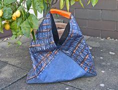DIY Wachstuch SELBER herstellen + Origamitasche DIY