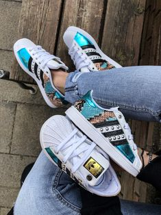 Muffin custom collection for Mom & Baby Adidas Samba, Adidas Superstar, Mom And Baby, Adidas Sneakers, Muffin, Collection, Shoes, Fashion, Moda