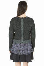 Proenza Schoulder Cropped Sweatshirt