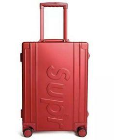 Suitcase Trolley Bag Handbag Waterproof Storage Bag Mute Wheel Large Capacity Oxford Tarpaulin Can Board Color : Red, Size : 45L Unisex