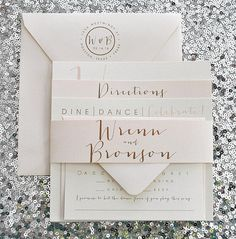 Diary of a Boho Bride – Whitney and Tom, Entry 3: The Invites