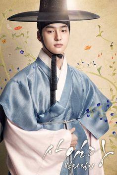 Temperature of Love: Is Yang Se Jong the luckiest actor in Korean Drama 2017, Korean Drama Stars, Korean Drama Movies, Korean Dramas, Korean Traditional, Traditional Outfits, Asian Actors, Korean Actors, Japan Flower