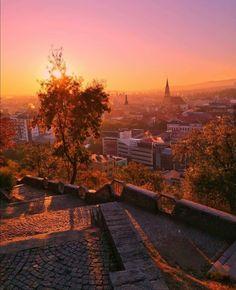Romania Travel, Autumn Scenery, Running Away, Railroad Tracks, Wonderland, Country, City, World, Places