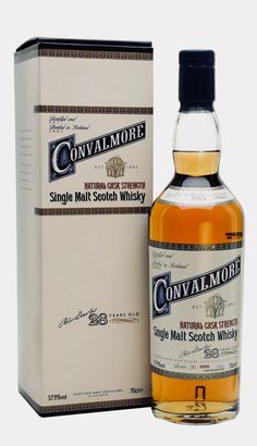 CONVALMORE 1977 28 Year Old, Speyside Scotch Whiskey, Bourbon Whiskey, Strong Drinks, Single Malt Whisky, Wine And Spirits, Real Man, Cigars, Whiskey Bottle, Rum
