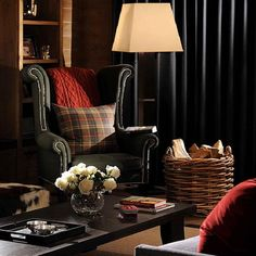 Present day Chalet by Nicky Dobree the Residing Room Type with Combinations of Colours , http://www.interiordesign-world.com/interior-design/present-day-chalet-by-nicky-dobree-the-residing-room-type-with-combinations-of-colours/