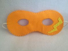 A superhero mask from my Etsy shop https://www.etsy.com/uk/listing/119785854/mask