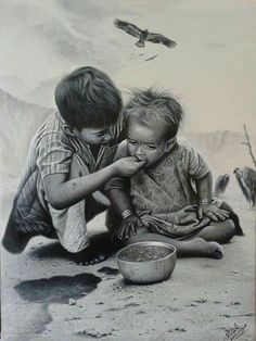 I wish, I could help all poor people in the World 😦 Poor Children, Precious Children, Save The Children, Beautiful Children, We Are The World, People Of The World, Les Innocents, Sad Pictures, Good Morning Quotes