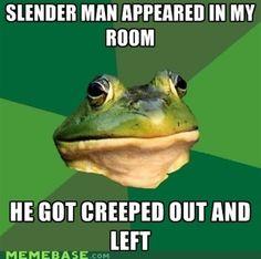 Slender Man versus Directioners