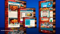 Guantanamera Restaurante, diseño y desarrollo de portal web. http://www.guantanamerarestaurante.com/