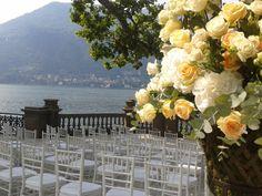 #Weddings #CastaDiva #Resort # Spa