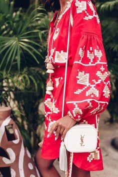 Tulum Red   VivaLuxury   Bloglovin'