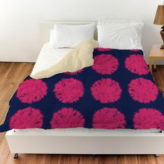 Manual Woodworkers & Weavers Pod Dots Duvet Cover Size: Twin