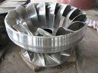 Mechanical Engineering: Francis Turbine Runner