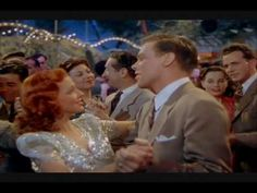 """State Fair (Rogers and Hammerstein), """"It's A Grand Night for Singing."""" This is the 1945 movie version, with Jeanne Crain. I think this version of the musical is much better than the remake with Ann-Margret."""