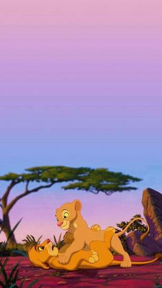 The lion king wallpaper the lion king wallpaper - disney stuff . - Disney The Lion King wallpaper Simba Et Nala, Roi Lion Simba, Le Roi Lion, Nala Lion King, The Lion King 1994, Lion King Art, Art Disney, Disney Kunst, Disney Movies