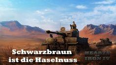 Hearts of Iron IV - Schwarzbraun ist die Haselnuss (German March)