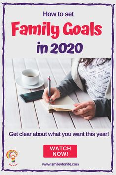 If you want to change things up in your family this year so you can have more of something or let go and have less of something, this blog post will show you how. #newyearsresolutions #2020goals #familygoals #familyorganisation #familyvalues