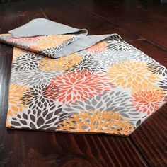 Superieur How To Sew A Reversible Table Runner