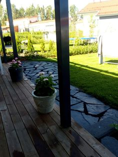 My House, Sidewalk, Deck, Patio, Plants, Side Walkway, Front Porches, Walkway, Plant