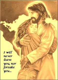Jesus, the Great Comforter <3