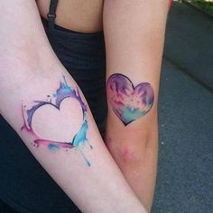 30 Mother Daughter Tattoos That Will Melt Your Heart - TattooBlend - 30 Mother Daughter Tattoos That Will Melt Your Heart – TattooBlend - Mother Tattoos, Bff Tattoos, Best Friend Tattoos, Body Art Tattoos, Small Tattoos, Tattoo Quotes, Mother And Daughter Tatoos, Mommy Daughter Tattoos, Tattoos For Daughters