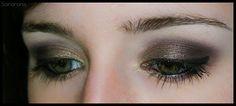 Preben's eye .- ELF (normal line)  NYX Jumbo .- - Iced Mocha -  .- StarsMakeupHaven eyeshadow: Metro, Bondage and Dominatrix.  Shadow .- vanilla, lilac and black MARTOR  Mascara .- H. Rubinstein-Lash Queen-  ELF .- black eyeliner gel.