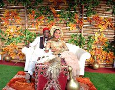 BellaNaija Bride Nnena & Groom Odunze | Igbo Traditional Wedding | Tacho…