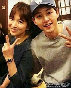 song hye kyo x song joong ki Songsong Couple, Best Couple, Korean Celebrities, Korean Actors, Celebs, Descendants, Desendents Of The Sun, Yoon Mi Rae, G Song
