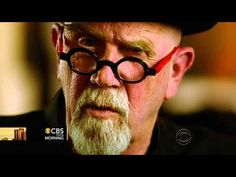 Artist Chuck Close writes note to younger self - CBS on YouTube (5:03)