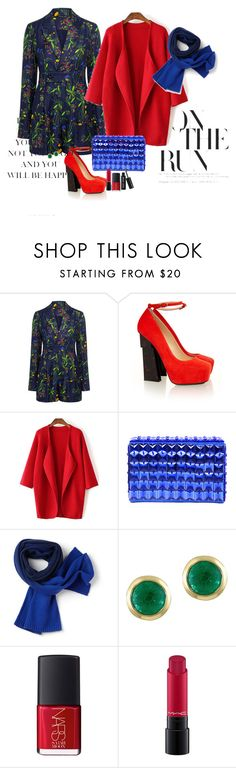 """""""will be happy"""" by claire86-c on Polyvore featuring moda, Marissa Webb, Aperlaï, French Connection, Lacoste, Effy Jewelry, NARS Cosmetics, MAC Cosmetics e Bobbi Brown Cosmetics"""