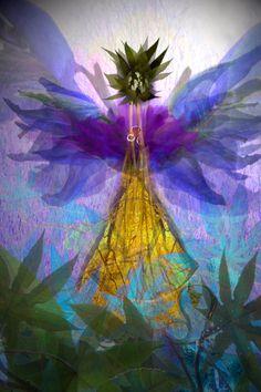 Archangel Verchiel | front | Mystic Angels Oracle 03