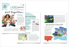 ArchitectAndDesignFirmNewsletterTemplate  Newsletter