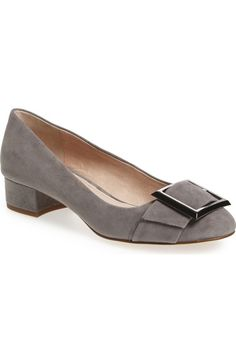 Louise et Cie 'Brianna' Buckle Toe Pump (Women) (Nordstrom Exclusive) available at #Nordstrom