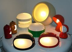 Space age lights