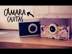 ▶ Haz cajitas en forma de cámara! (Anie) - YouTube